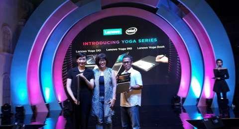 Bidik Premium, Lenovo Gebrak Pasar Indonesia Lewat Yoga Series dengan Harga Rp24 Jutaan