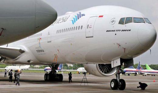 Pingsan di Pesawat, Penumpang Garuda Meninggal Setiba di Bandara Cengkareng