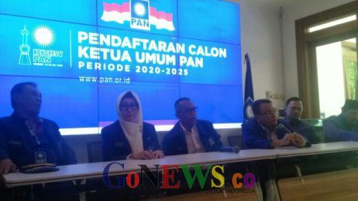 Daftar Caketum PAN, Drajat Wibowo Sindir Politisi Bermasalah dengan KPK