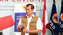 Gencar Sosialisasi 3M, Doni Monardo Dianugerahi Medali Emas dari Dewan Pers
