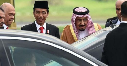 Diajak Jokowi Berbelanja, Ini Jawaban Kocak Raja Salman