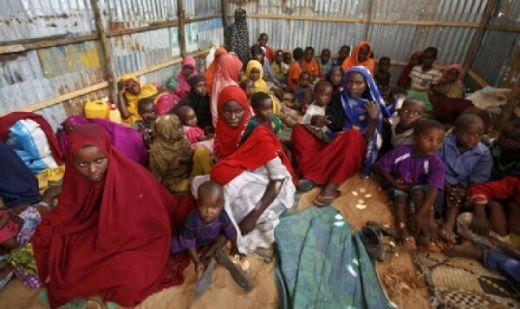 Kelaparan, 6 Juta Rakyat Somalia dalam Kondisi Sekarat