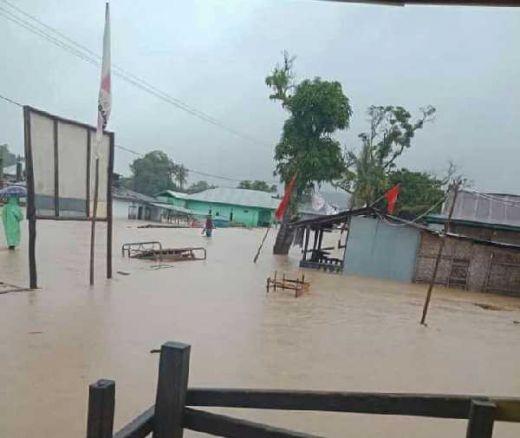 Banjir dan Longsor Terjang NTT, 2 Orang Meninggal dan 6 Orang Hilang