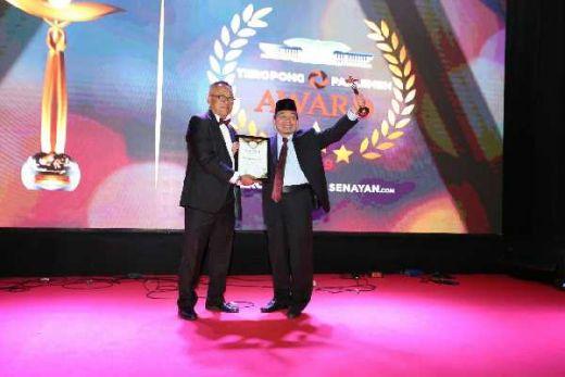 Ketua Fraksi PKS DPR Borong Penghargaan Teropong Parlemen Award 2019