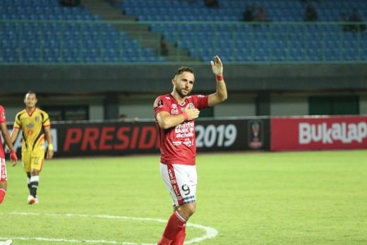 Bali United FC  Sudah Siapkan Strategi Taklukkan Semen Padang FC