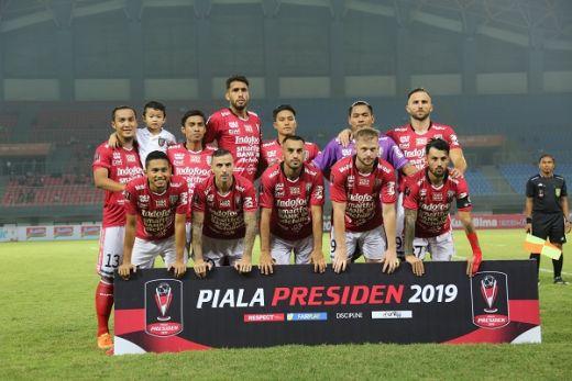 Bali United FC Sudah Kantongi Kelemahan Semen Padang FC