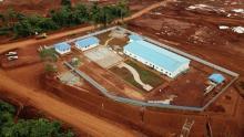 Investasi Triliunan, Proyek Strategis Nasional Smelter PT Ceria Ditargetkan Rampung 2024