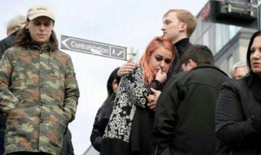 Teror Truk Maut di Stockholm, WNI dan Mahasiswa Indonesia Sempat Terperangkap