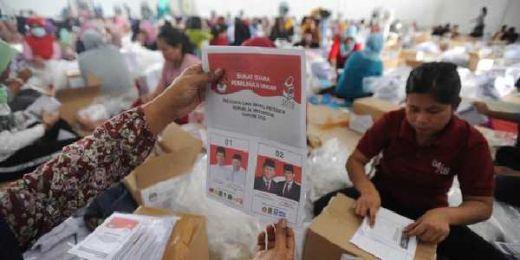 Wah... Pemilihan Tinggal Belasan Hari, KPU NTB Masih Kekurangan 88.924 Surat Suara