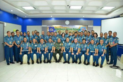 Bintek Hukum Sistem Peradilan Militer Bagi Perwira TNI AL