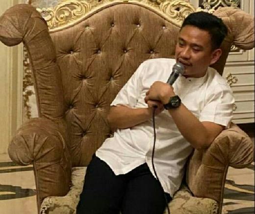 Radhan Al Gindo Bantah Tudingan Ayahnya Sering Keluar Lapas Sukamiskin
