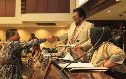 Rampungkan Dua RUU Inisatif DPD RI, Komite II Bentuk Timja Dan Tim Ahli