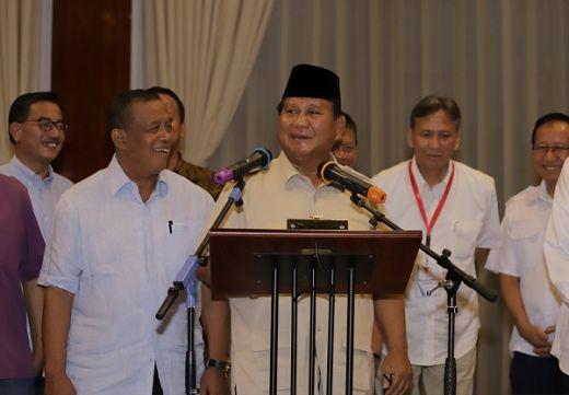 500 lebih Petugas Pemilu Meninggal, Prabowo Berbelasungkawa