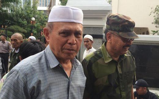 Dituding Makar, Jenderal Kivlan Zein dan Lieus Sungkharisma Dilaporkan ke Polisi