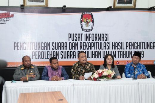 DPD RI Nilai Tidak Ada Alasan Situng KPU Dihentikan