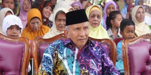 Bocoran Partai Baru Amien Rais: Ada Hanafi Rais dan Putra Jaya