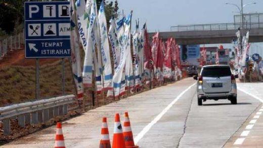 Antisipasi Lonjakan Pemudik, Buka Tutup Akan Diberlakukan di Rest Area Tol Cipali