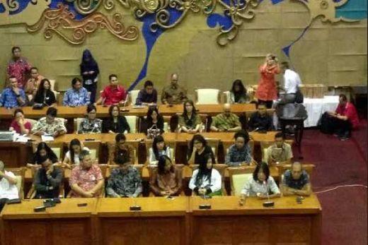 DPR Akui, Jika Negara Belum Lindungi Hak Musisi Tanah Air