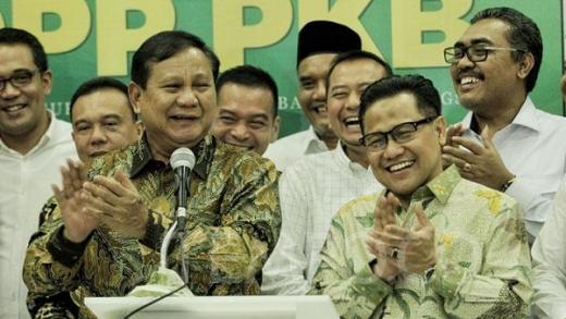 Buntuti Prabowo, Gus AMI Merangsek Tiga Besar Capres Potensial 2024