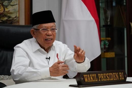 Maruf Amin: Jangan Ada Arahan untuk Memilih Pancasila atau Alquran