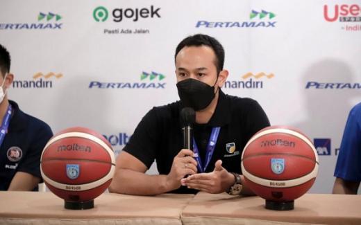 Junas: Mengembalikan Kepercayaan Diri Bolabasket Indonesia