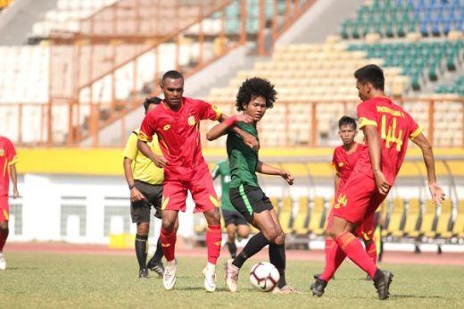Kalah dari Bhayangkara FC, Fakhri: Masih Banyak Yang Harus Diselesaikan