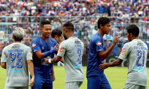 Arema FC Ikuti Keputusan PSSI dan FIFA Terkait Negosiasi Kontrak Pemain