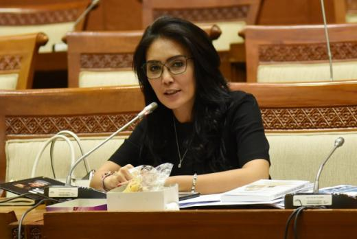 RUU HIP Bergejolak, PDIP Copot Rieke Diah dari Pimpinan Baleg DPR RI