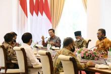 Siapkan Rp2,6 Triliun untuk Pesantren, Gus Jazil: Aspirasi Kita Didengar dan Direspon Presiden Jokowi