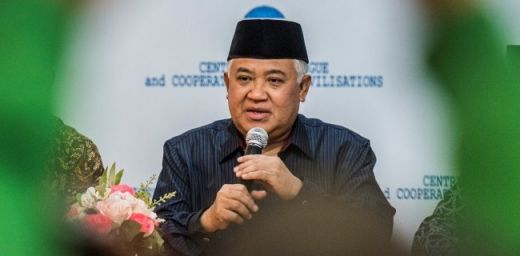 Soal Izin FPI, Din Syamsuddin: Pemerintah Tak Boleh Semena-mena
