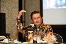 Sidang Tahunan MPR RI, Fadel Muhammad: Pidato Presiden Harus Beri Harapan