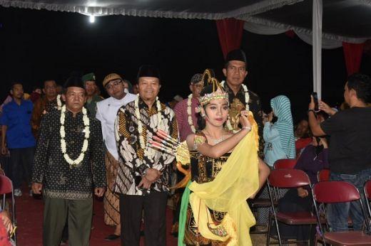 Wayangan di Klaten, Hidayat Nur Wahid Pertegas Makna Sosialisasi Empat Pilar MPR