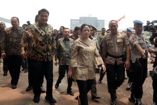 Rakyat Mesti Tahu, Ini Pembagian Bidang Pimpinan DPR di Bawah Komando Puan