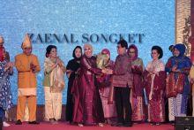 Tri Tito Harap Ragam Sriwijaya Jadi Jarum Penjahit Keberagaman