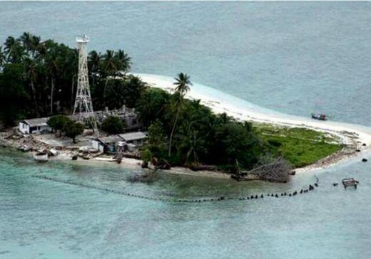 Pulau Tikus Bengkulu Terancam Lenyap, Ini Sebabnya