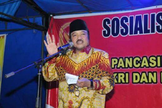 Lewat Celempong dan Randai, MPR Tanamkan Nilai-nilai 4 Pilar ke Masyarakat di Kuansing
