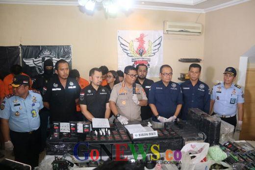 Polisi: Jaringan Sindikat Liquid Vape Narkoba, Pesan Alat-alat dari Luar Negeri Melalui Online