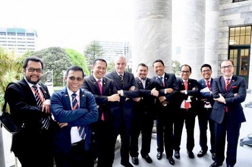 Bamsoet Harapkan Hubungan Indonesia dan Selandia Baru Lebih Erat dan Ditingkatkan Lagi