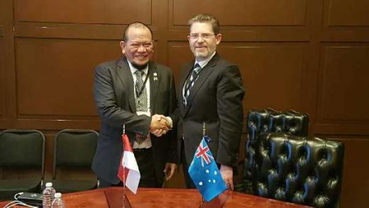 Tentang Papua, Australia TegaskanSekali Lagi, NKRI Harga Mati