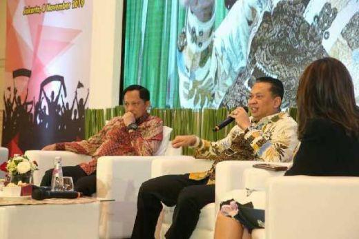 Bamsoet: 4 Pilar MPR RI Prasyarat Bangsa Indonesia Berdiri Kukuh dan Meraih Kemajuan
