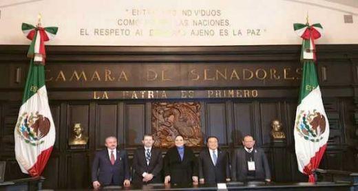 Di Mexico, La Nyalla Didaulat Pimpin Sidang Para Pimpinan Parlemen MIKTA