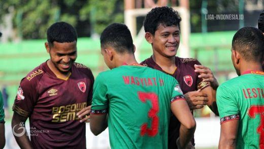 Dikalahkan PSM, Gomes: Kami Akan Cetak Lebih Banyak Gol di Palangkaraya