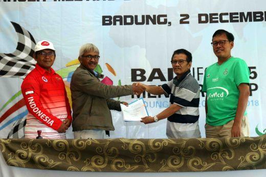 Launching Klub Raga Putra Menoreh Gelar Laga Trofeo