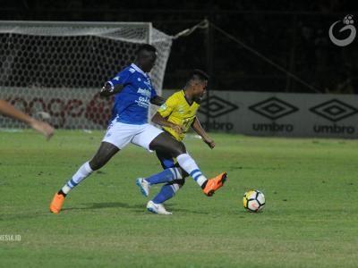 Fernando Soler: Persib Patok Tiga Poin Untuk Masuk AFC