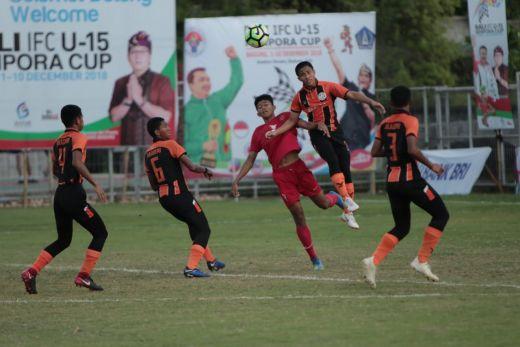 Luar Biasa ... Bara FC Hadapi Timnas Pelajar U 15 Indonesia di Final
