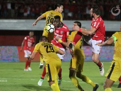Kalahkan Bali United, Bhayangkara FC Tempati Posisi Ketiga