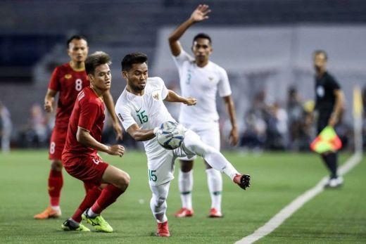 Kandaskan Kamboja 4-0, Vietnam Ketemu Indonesia di Final Sepakbola SEA Games 2019