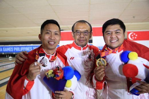 Tim Boling Indonesia Raih Gelar Juara Umum