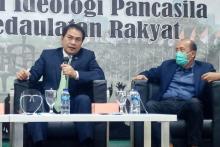 Korpolkam DPR Minta Penegak Hukum Menindak Tegas Wartawan Terlibat Hoaks