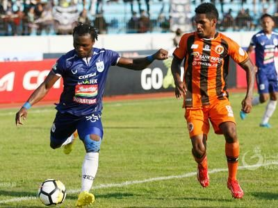 PSIS Tolak Tawaran Transfer Ibrahim Conteh